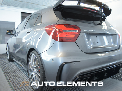 Auto_Elements_Sydney_Australia_Automotive_Passion_ClearShield_Paint_Protection_Ceramic_Coating_Nano_Memory_Self_Healing_Paint_Correction_Detailing_Mercedes_A45_AMG_Rear