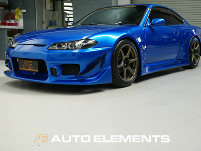 Auto_Elements_Sydney_Australia_Automotive_Passion_Fitment_Bodykit_Paint_Protection_Ceramic_Coating_Nano_Memory_Self_Healing_Paint_Correction_Nissan_200SX_S15_Silvia_CWEST_Widebody_Nismo_Japan_Front