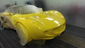 Auto-Elements-Lotus-Elise-Services-Refinishing-Colour-Matching