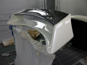 Auto-Elements-Nissan-370Z-Services-Paint-Custom-Fitting-Amuse-Bodykit-Rear-Wing