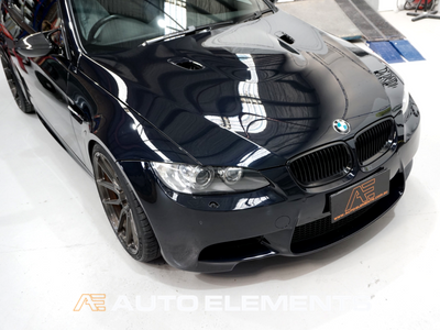 Auto Elements Clear Shield Protect PPF Paint Protection Removable Paint Peelable Sydney Applicator Spray Refinishing BMW E92 M3