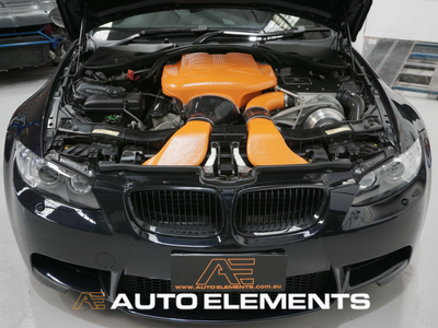 Auto Elements Clear Shield Protect PPF Paint Protection Removable Paint Peelable Sydney Applicator Spray Refinishing BMW E92 M3 MSport