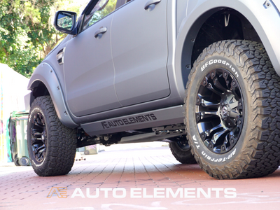 Auto Elements Ford Ranger Wildtrak Accessories 4x4 OffRoad ARB Fox Racing Lift Kit Removable Paint Customise