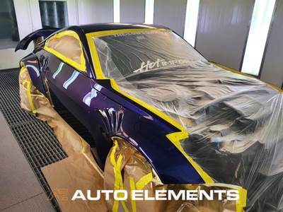 Auto Elements HaloEFX Australia 350z Rocket Bunny Hot Import Nights Peel Removable Paint Eye Candy Customz Ikuchi (1)