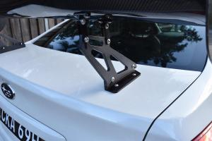 Auto Elements Subaru WRX Services FItment Custom Mounting Brackets