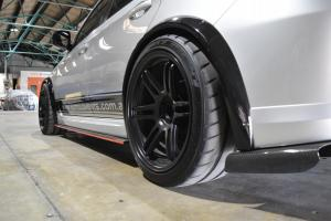 Auto Elements Subaru WRX Services FItment Flares Side Skirts
